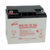 Simplex 4100 Fire Alarm Panel Security Battery - 12V 35Ah