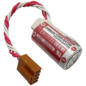 Maxell ER17/33 2/3A Battery  with RD-0117 Connector
