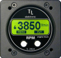 RPM and Engine Hour meter 2824-SAS
