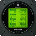 Combined Engine Monitor TL3724
