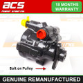 VAUXHALL VIVARO POWER STEERING PUMP 2001 > 2013 (Bolt On Pulley)