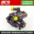 BMW 5 SERIES E39 520, 523, 528, 530 POWER STEERING PUMP 1996 TO 2003