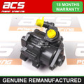 BMW 5 SERIES E39 525 td, tds POWER STEERING PUMP 1996 TO 2004