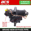 LDV CONVOY POWER STEERING BOX BYPASS PIPE (Screw In Unions)