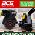 JAGUAR X TYPE 2.2 DIESEL 2005 TO 2010 POWER STEERING PUMP