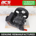 PEUGEOT 206 POWER STEERING PUMP 1.1, 1.4 PETROL 1998 TO 2006