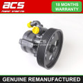 PEUGEOT PARTNER 1.9 DIESEL 1996 TO 2002 (Remote Reservoir) POWER STEERING PUMP