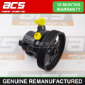 PEUGEOT 306 2.0 HDI 1999 TO 2002 POWER STEERING PUMP