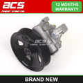 BRAND NEW MERCEDES C CLASS C240 C320 2000 TO 2005 POWER STEERING PUMP