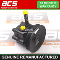NISSAN ALMERA N16 1.8 2000 TO 2006 POWER STEERING PUMP