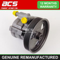 RENAULT KANGOO 1.4 8v 2000 TO 2003 (Pressed On Pulley) POWER STEERING PUMP