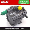 RENAULT MEGANE SCENIC 2.0 RX4 16V POWER STEERING PUMP