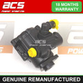AUDI A4 (B6) 1.9 TDI 2001 TO 2004 POWER STEERING PUMP