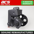 CITROEN BERLINGO 1.9D DIESEL 1998 TO 2007 POWER STEERING PUMP