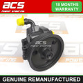 FORD KA 1.3 DURATEC 2002 TO 2009 POWER STEERING PUMP
