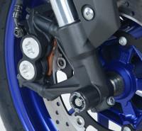 R&G Fork Protectors FP0149BK Yamaha MT-09 & Tracer 900