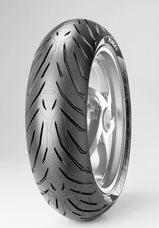 Pirelli Angel ST Sports Touring Motorcycle Tyre