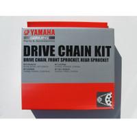 Genuine Yamaha MT-07 Chain and Sprocket Kit