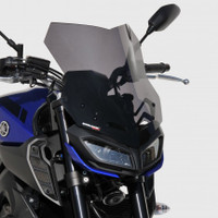 Ermax Yamaha MT-09 2017- Touring Screen -Smoked