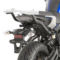 KAPPA Motorcycle Luggage Rear Rack -Yamaha Tracer 700