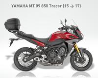 Kappa Luggage Kit for Yamaha Tracer 900 -30 litre Top Box