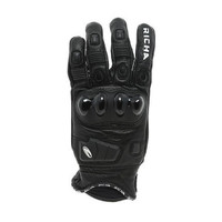 RICHA Rock Motorcycle Gloves -Black