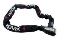 Kovix Link Chain with Integral Alarm Lock 8mm x 1200- KCL8-120