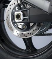 R&G Paddock Stand Cotton Reel/Bobbins 8mm CR0001 -most Suzuki, Honda, Triumph