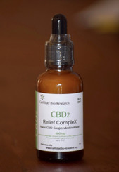 CBD2 Relief CompleX 600mg