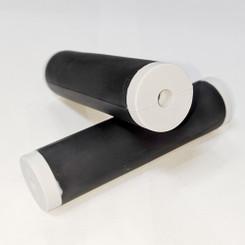 CYLINDRICAL CARBON RUBBER ELECTRODES