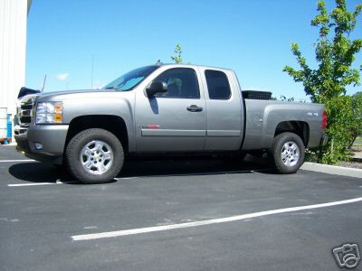 2007 2019 Gmc Chevy 1500 Front 2 5 Leveling Kit 6 Lug