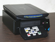 eClipseScan and Read Entertainment Center