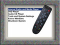 eClipseMedia-Server-Talking DVD Player and Internet Radio