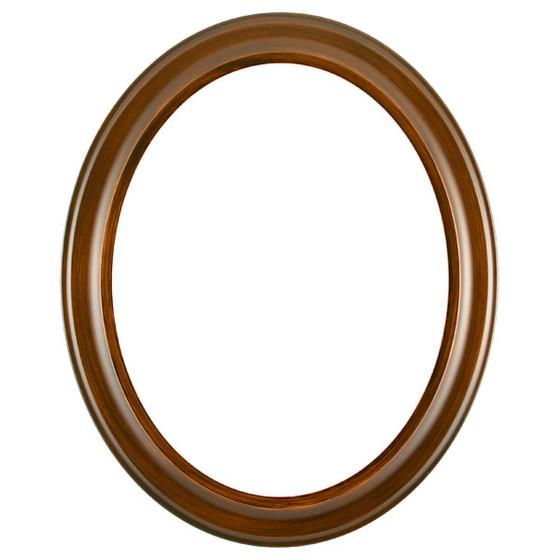Messina Oval Frame # 871 - Mocha