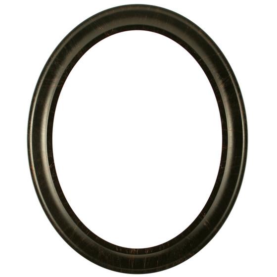 Messina Oval Frame # 871 - Veined Onyx