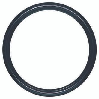 Saratoga Round Frame # 550 - Gloss Black
