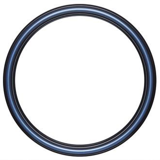Saratoga Round Frame # 550 - Royal Blue
