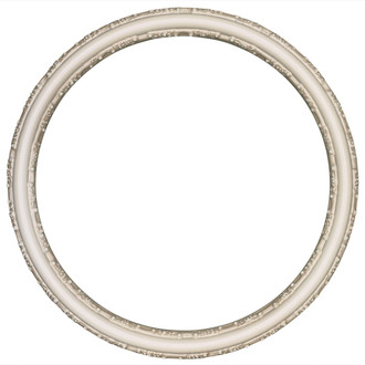 Virginia Round Frame # 553 - Taupe