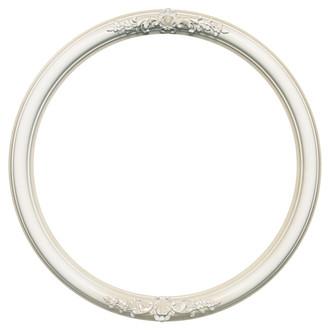 Contessa Round Frame # 554 - Taupe