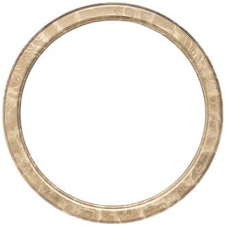 Toronto Round Frame # 810 - Champagne Gold