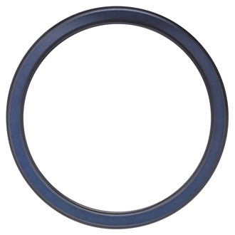 Toronto Round Frame # 810 - Royal Blue
