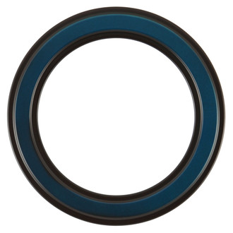 Wright Round Frame # 820 - Royal Blue