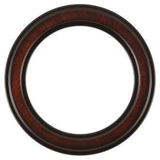 Wright Round Frame # 820 - Vintage Cherry