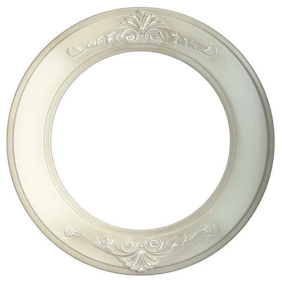 Ramino Round Frame # 831 - Taupe
