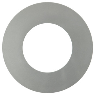 Tribeca Round Frame # 854 - Bright Silver