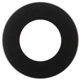 Boulevard Round Frame # 864 - Black Silver