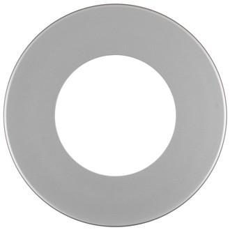 Boulevard Round Frame # 864 - Bright Silver
