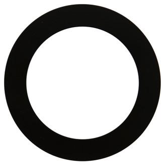 Soho Round Frame # 852 - Matte Black