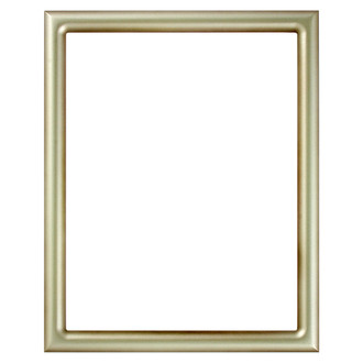 Pasadena Rectangle Frame # 250 - Silver Shade