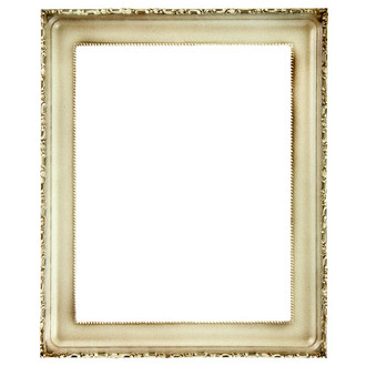 Kensington Rectangle Frame # 401 - Taupe